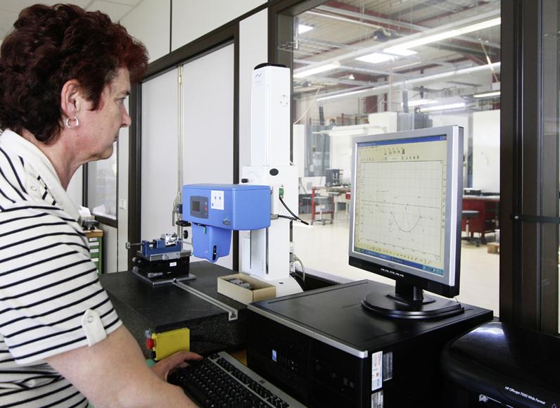 Knorr Präzisionsteile Sachsen - Qualität nach ISO 9001-2008